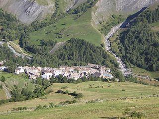 La Grave Commune in Provence-Alpes-Côte dAzur, France