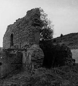 La Purisima Mission - The ruins of Mission La Purísima Concepción, c. 1900.