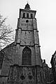 La façade de l'église Saint-Jean Baptiste et son clocher.JPG