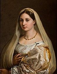 Raffaello Sanzio: Donna Velata