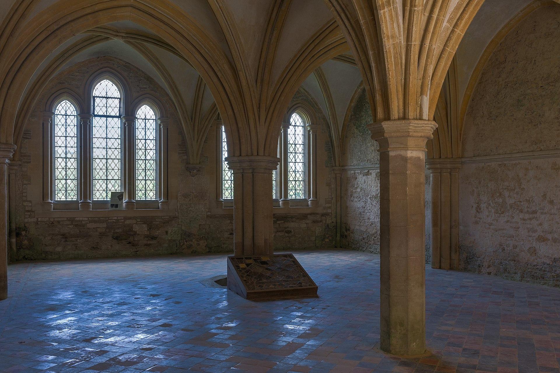 Lacock Abbey Wikipedia