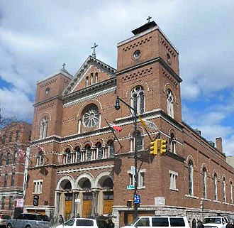 Belmont, Bronx - Our Lady of Mount Carmel's Church