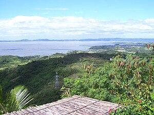 Laguna de Bay - Laguna Caldera