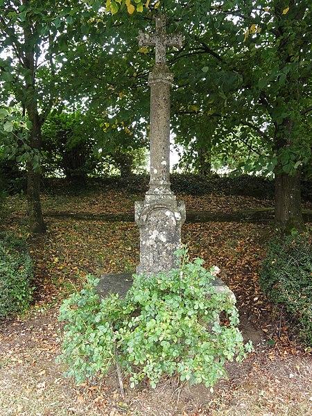 Laix (Meurthe-et-M.) croix de chemin