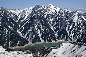 Image illustrative de l'article Parc national de Chūbu-Sangaku