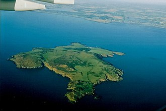 Lambay Island - Image: Lambay Island Reachrainn geograph.org.uk 1350641