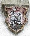 Lamm Gottes im Schlussstein der St. Michael Kapelle in Bad Mergentheim.jpg