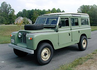 Land Rover Series Wikip 233 Dia
