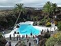 Lanzarote - Die Höhle Jameos del Agua - panoramio.jpg