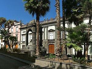 Las Palmas Plaza Espiritu Santo