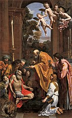 Communion of Saint Jerome