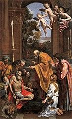 Communion de saint Jérôme