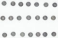 Latvian 1 lat coins obverse.jpg