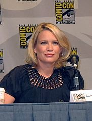 Laurie Holden w 2007