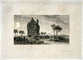 Lauriston Castle, proof engraving by William Miller, 1826.jpg