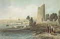 Lausanne Ouchy, Tour Haldimand 1834.jpg