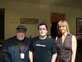 Lawrence Noble, me, Mary Franklin @ Lucasfilm (4940360921).jpg