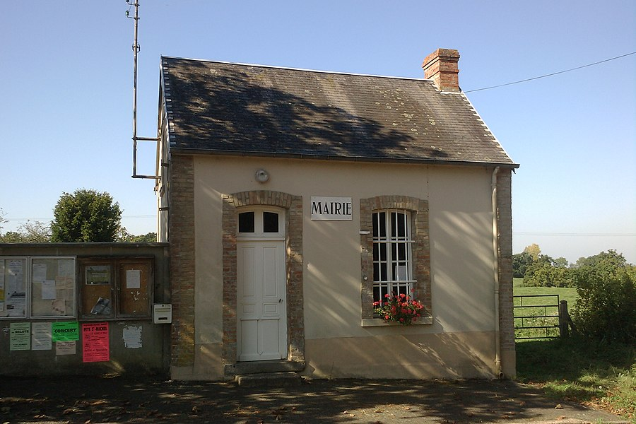 Mairie de fr:Le Mesnil-Véneron