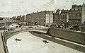 Le Petit-pont et la Place du Petit-pont, 1880.jpg