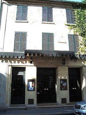 Studio des Ursulines - Studio des Ursulines, Paris.