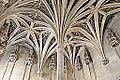 Le plafond de la Chapelle (Musée de Cluny) (8949833613).jpg