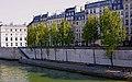Le quai de lHorloge vu depuis le Pont-Neuf 2010.jpg