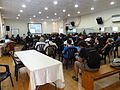 Lectures and talks - Wikimania 2011 P1040173.JPG