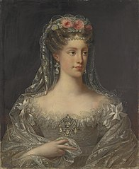 Portrait of the Duchess of Berry