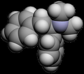 Lefetamine - Image: Lefetamine 3d