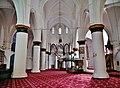 Lefkoşa Selimiye-Moschee (Sophienkathedrale) Innen Langhaus Ost 6.jpg