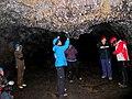 Leiðarendi Lava Tube in Iceland - 2013-04-26 E.jpg