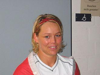 Leni Larsen Kaurin - Kaurin in January 2008