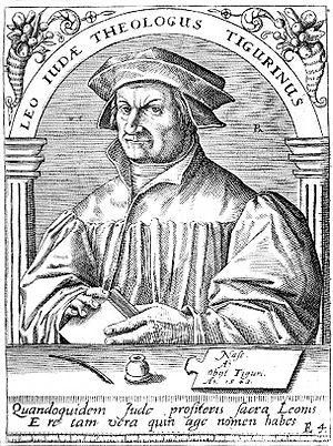 Jud, Leo (1482-1542)