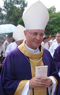 Leopoldo Girelli Italian Catholic bishop and diplomat