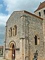 Les Arques - Eglise - Nef extérieur -1.jpg