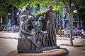 Les Muses d'Alfred Laliberté à place D'Youville, Québec.jpg