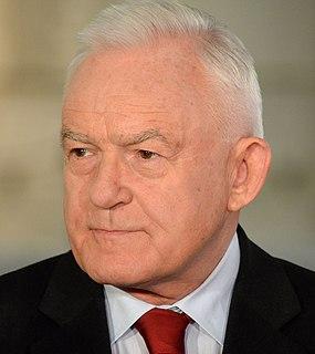 Leszek Miller Polish politician