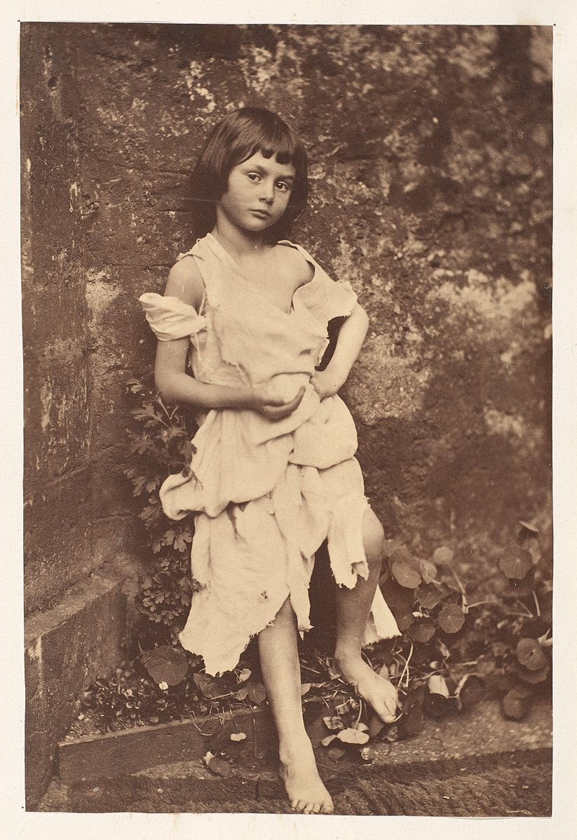 Lewis carroll naked girls — pic 9