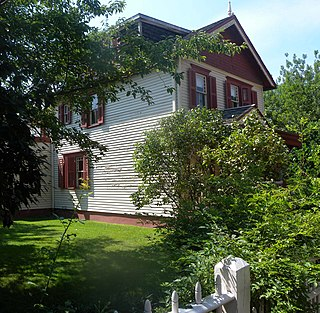 Lewis H. Latimer House Museum in Queens, New York