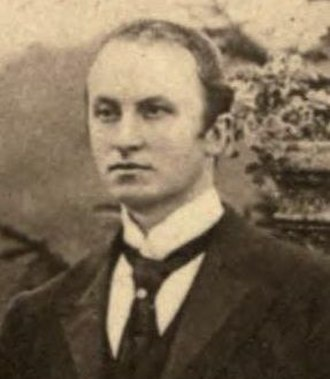 Oscar Browning - George Curzon as a young man