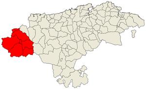 Liébana - Image: Liebana Cantabria