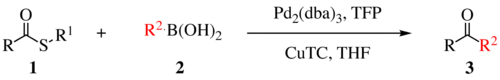 The Liebeskind-Srogl coupling reaction