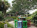 Lily pad garden art cafe.jpg