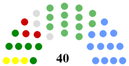 Limerick City and County Council Composition.png