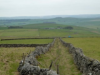 Limestone Way Long-distance footpath in England