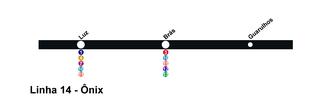 Line 14 (CPTM)