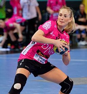 Linn Jørum Sulland Norwegian female handball player