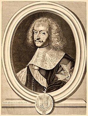 Hugues de Lionne - Hugues de Lionne (1611-1671).