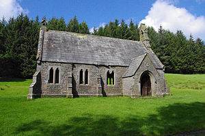 Littledale Hall - Littledale Free Church, built 1849 by Revd John Dodson