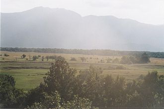 Federation of Bosnia and Herzegovina - Image: Livno Valley